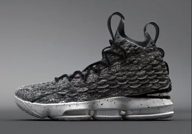 sports shoes f3d80 5f3f9 LeBron 15 is the most techincally advanced shoe of Lebron James s career.  The shoes designed by Jason Petrie, features evolved flyknit construction  and an ...