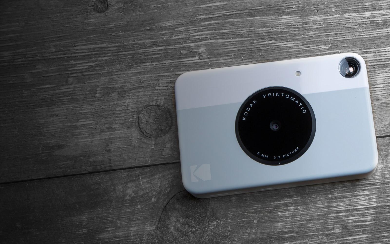 Kodak Printomatic серого цвета