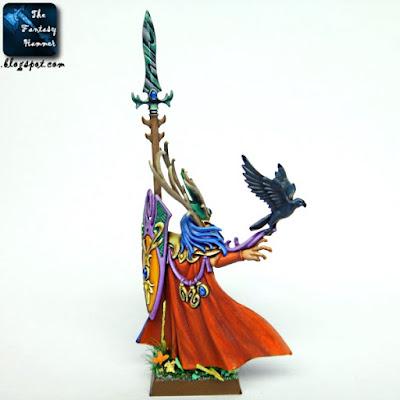 Wood Elves Araloth Wanderers Nomad Prince