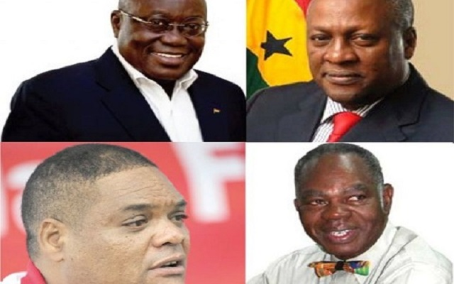 Image result for ghana presidential candidates