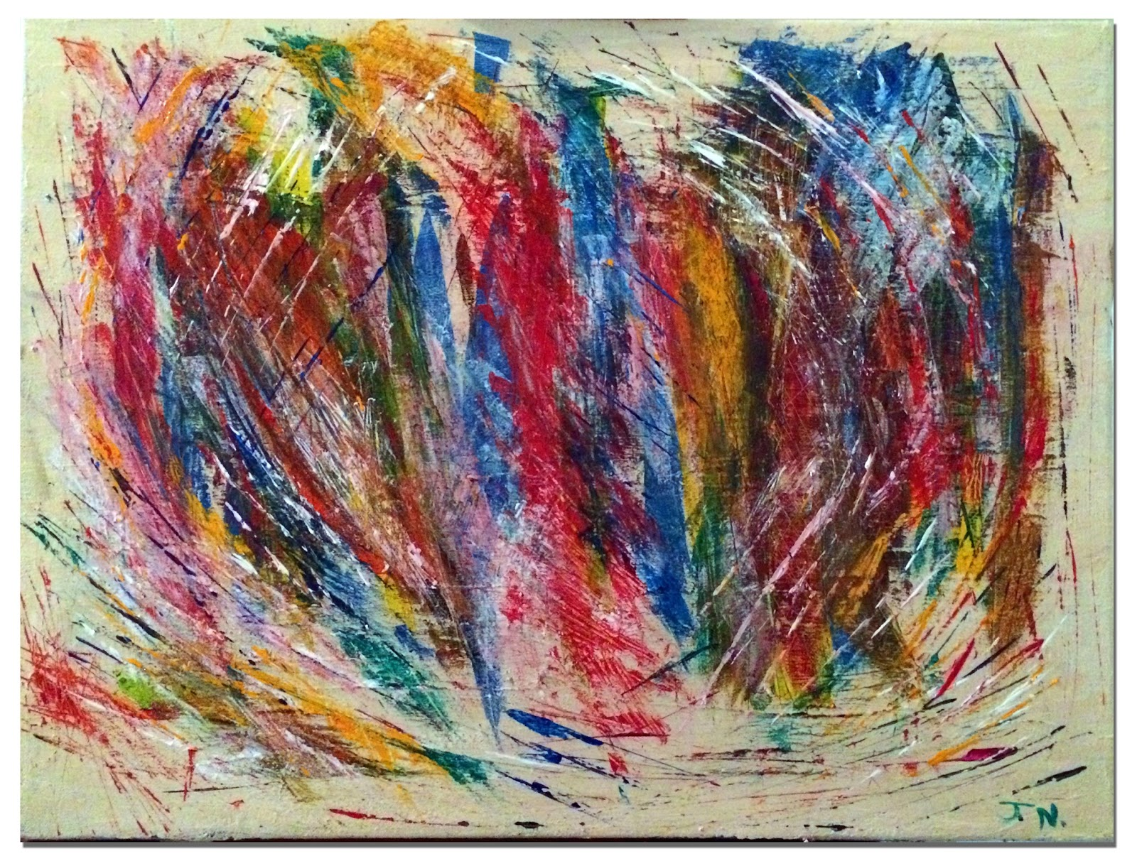 Image result for abstract art on she
