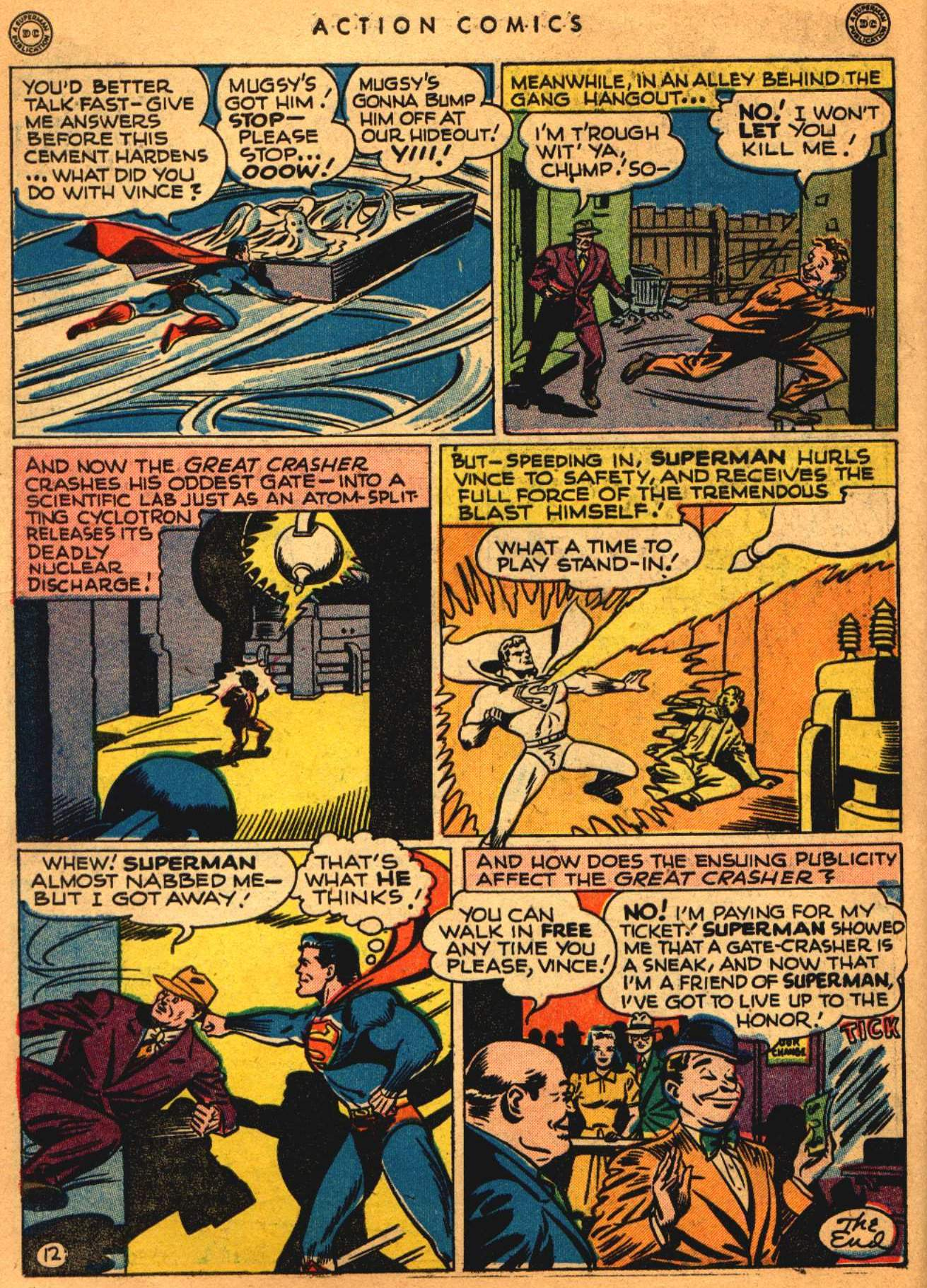 Read online Action Comics (1938) comic -  Issue #108 - 13