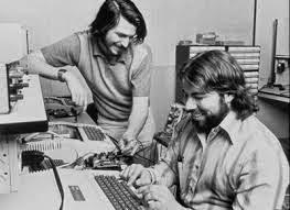 La storia di Apple: Wozniak