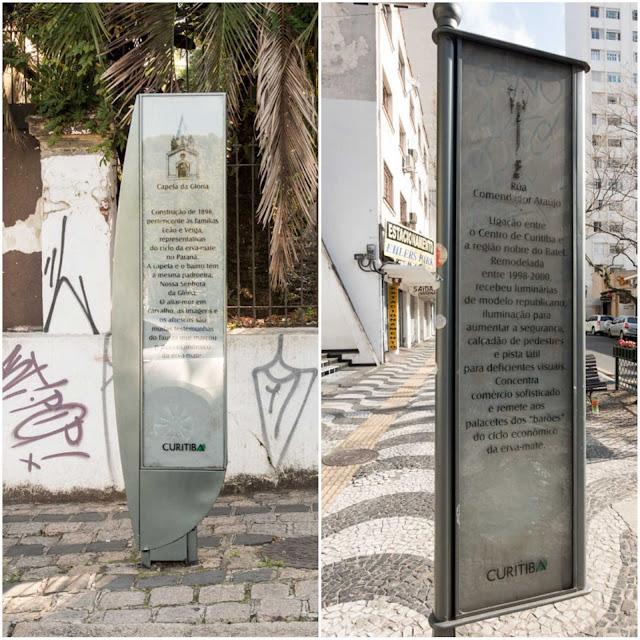 Totens dos bens culturais de Curitiba