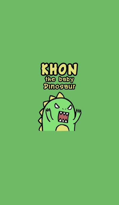 KHON The Baby Dinosaur