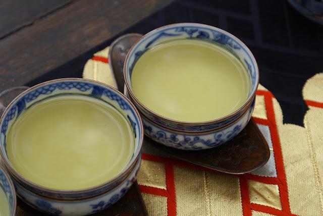 thé oolong Tie Guan Yin Tige Nana Ding