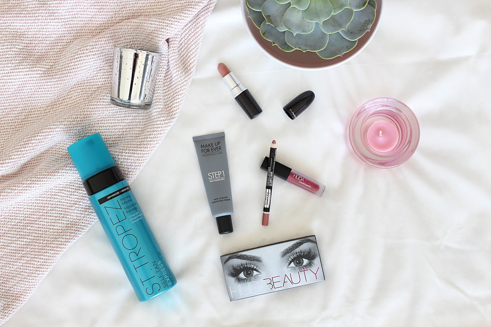 Life in Excess Blog, Current Beauty Favourites
