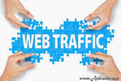 Alat Untuk Melacak Traffic Website