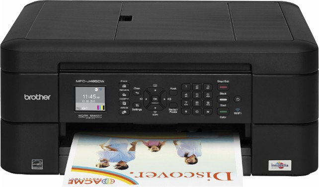 brother mfc j5845dw driver download