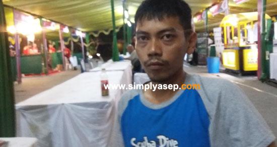 ARISTONO , Direktur Jejaring Wisata Kalimantan Barat (JEWITA KALBAR).  Foto Asep Haryono