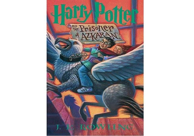 #11 | Harry Potter and The Prisoner of Azkaban - JK. Rowling
