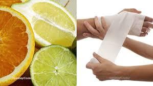 SALUD: Plantas o alimentos cítricos y la exposición al sol, puede dar lugar a la aparición de manchas.
