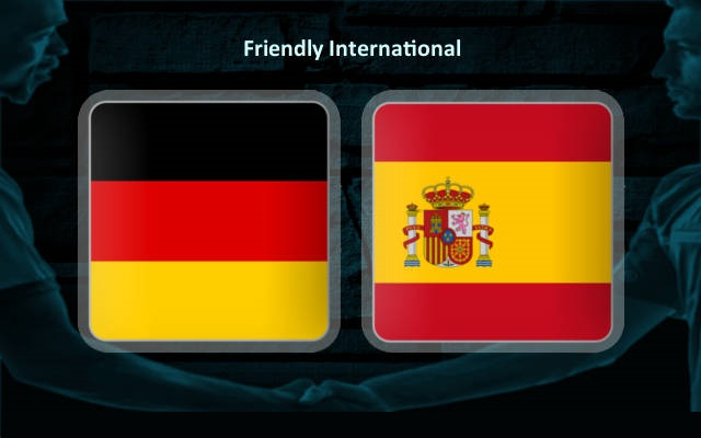 Germany vs Spain Full Match And Highlights