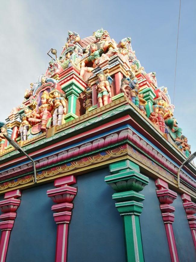 Ooty Mariamman Temple Vimanam