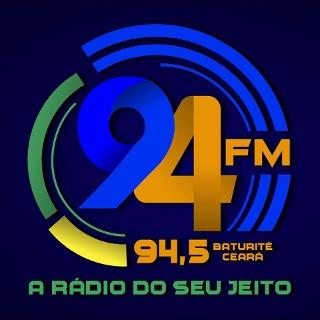 Rádio 94 FM de Baturité Ceará Ao vivo pela net...