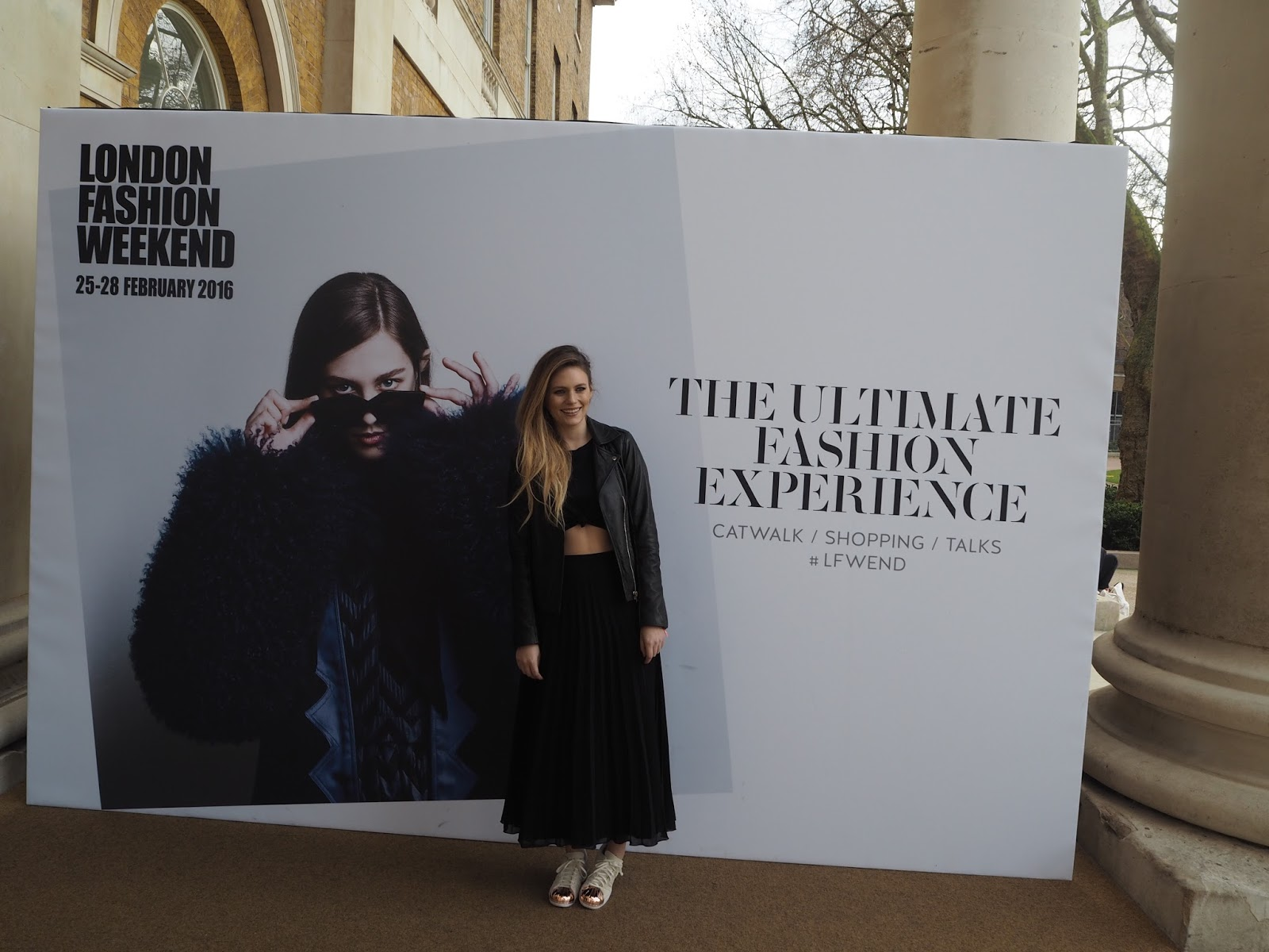 London Fashion Weekend with The Blogger Programme - Jessica Chelsea
