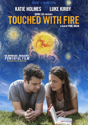 Poster Touched With Fire 2015