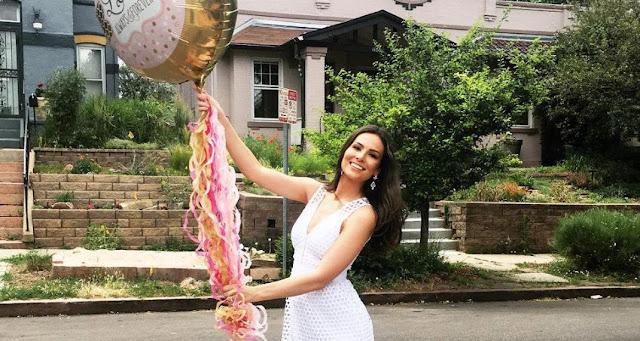 Ελεάννα Λιβαδίτη: Η πρώην Μις Κολοράντο παντρεύεται στο Άργος και κάνει παραδοσιακό γλέντι στο Ναύπλιο