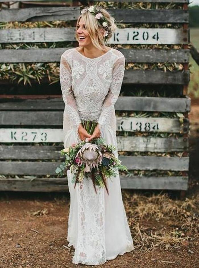 https://www.wishingdress.com/collections/boho-wedding-dresses/products/backless-wedding-dresses-lace-wedding-dress-wedding-dress-with-sleeves-rustic-bridal-dress-wd00177?variant=10533734088748
