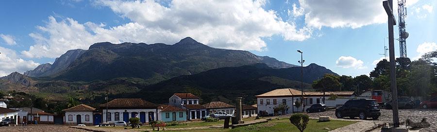 Catas Altas, Caminho dos Diamantes, Estrada Real, Minas Gerais