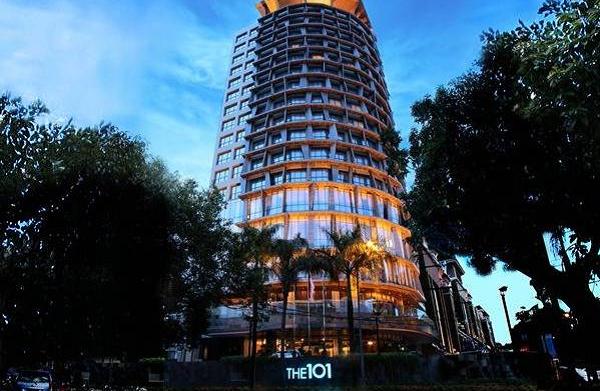 The 1O1 Sedayu Darmawangsa Hotel