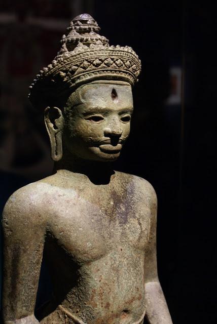 bronze Khmer