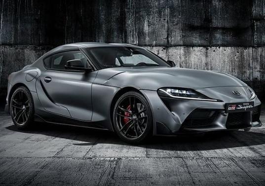 Mobil Toyota Supra Terbaru