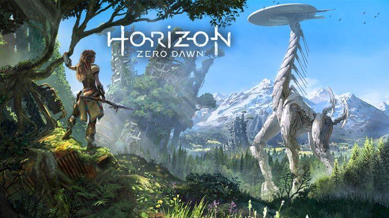 Horizon Zero Dawn v1 52 PS4 - UNLiMiTED [PKG, Exploit 5 05