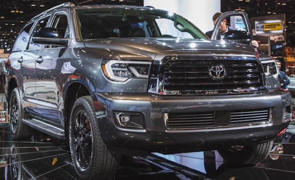 2018 Toyota Sequoia TRD Sport Edition - 2017 Chicago Auto Show