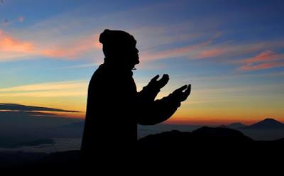 Bila Singgah: Berdoalah.