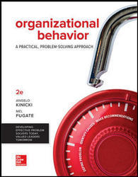 Organizational Behavior: A Practical, Problem-Solving Approach Edition 2e Kinicki Test Bank 1