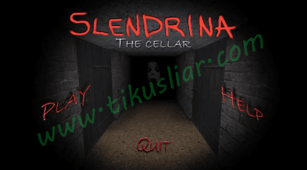 "DOWNLOAD GAME HOROR ""Slendina : Th Cellar (Free)"""