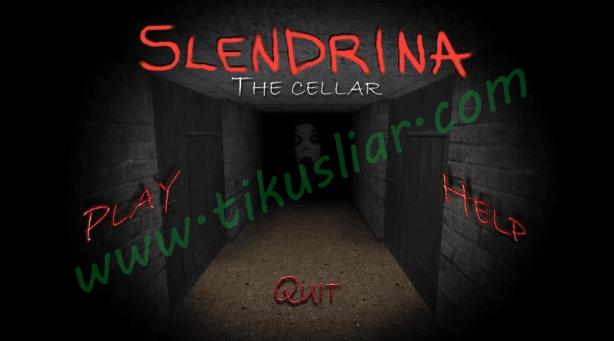 """DOWNLOAD GAME HOROR """"Slendina : Th Cellar (Free)"""""""