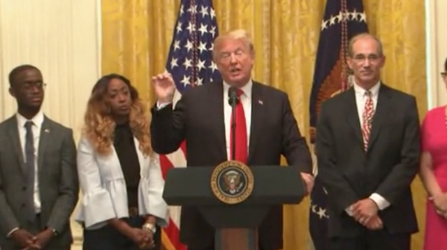 Trump's on a hot streak: Court rulings, vacancy, summit plan