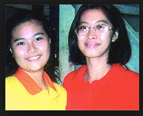 The controversial Chiong sisters.