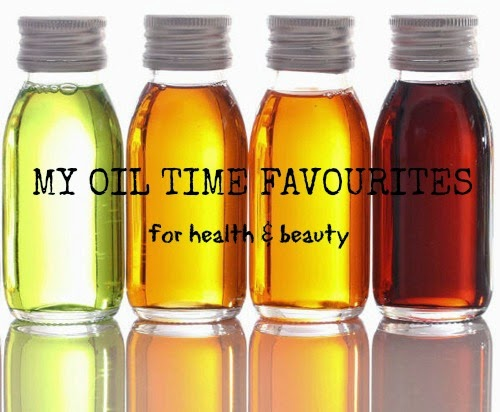 favorite oils for health and beauty