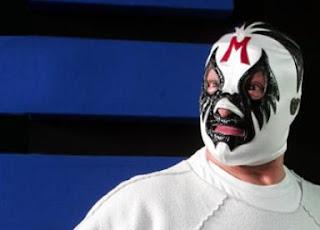 mascara de luchador  mil mascaras