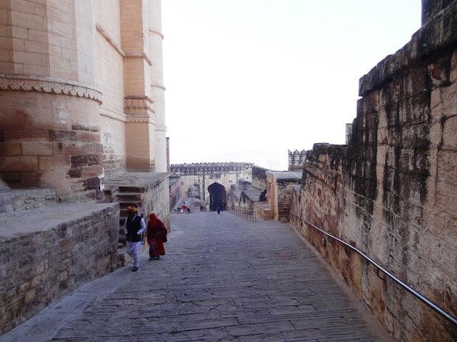 മെഹ്രാൻഗഡ്  കോട്ട, ജോധ്പൂർ , രാജസ്ഥാൻ