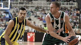Euroleague Basketball: Watch Panathinaikos vs Fenerbahce live Stream Today 07/12/2018 online