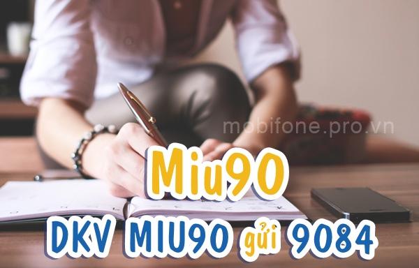 Miu90 Mobifone