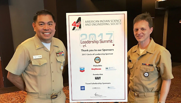 American Indian Science And Engineering Society Leadership