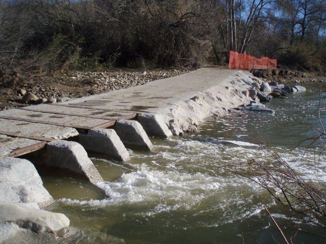 Ventura River Ecosystem San Antonio Creek Bridge Completed