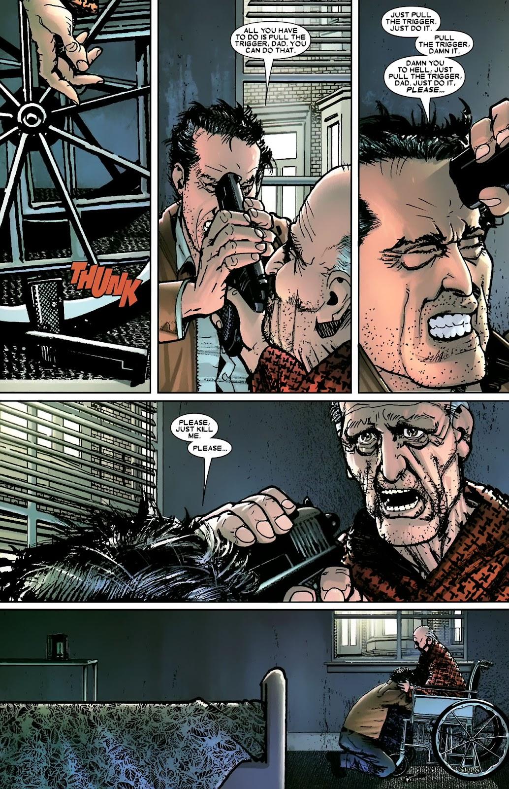 Read online Wolverine (2003) comic -  Issue #56 - 27