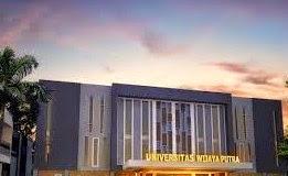 Info Pendaftaran Mahasiswa Baru ( UWP ) Universitas Wijaya Putra Surabaya