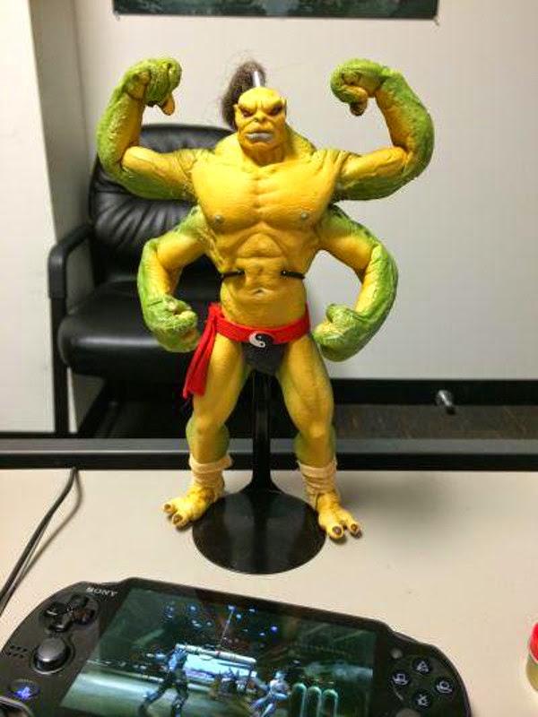 Mortal Kombat X su Playstation Vita