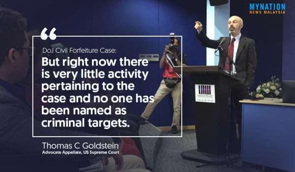 [Video] Temberang 1MDB Madey Didedah Peguam Ulung US, Pensyarah Harvard