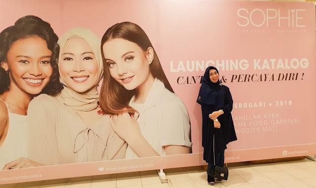 Cantik dan Percaya Diri! Sophie Paris Luncurkan 3 Produk Kosmetik Terbaru
