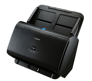 This is a minimized archive scanner amongst the speed Canon imageFORMULA DR-C230 Drivers And Review