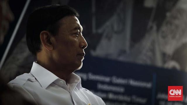 Wiranto Respons SBY: Saya Menkopolhukam Tak Sembarang Bicara