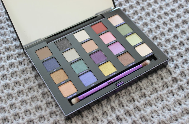 Urban Decay XX Vice Ltd Reloaded Review